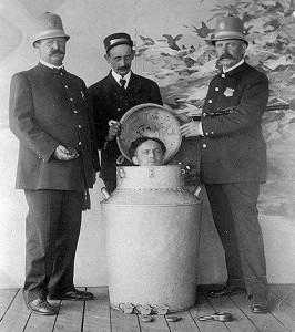 Detención de Houdini